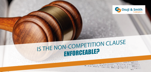 NON-COMPETITION-CLAUSE