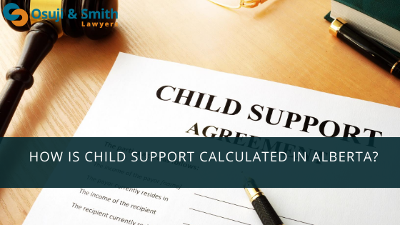 How is Child Support Calculated in Alberta
