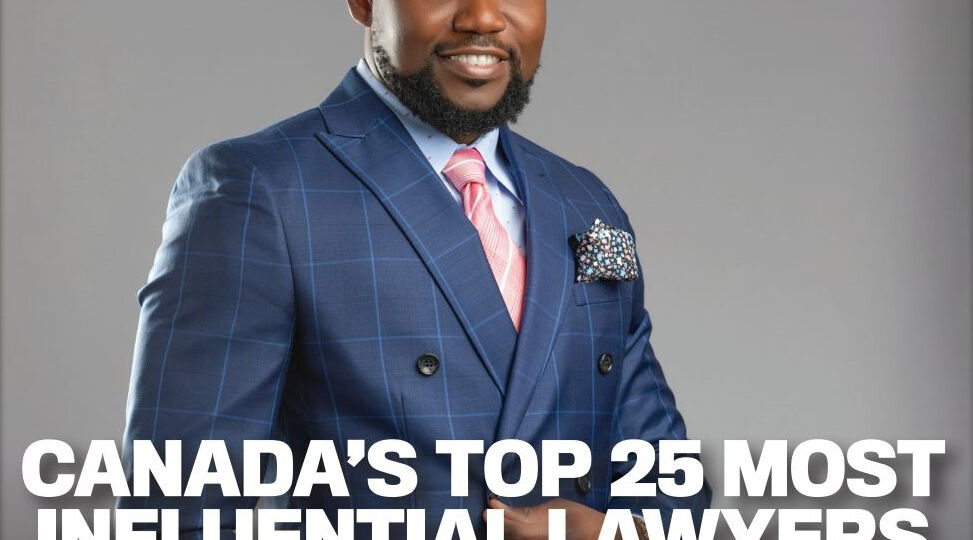 Charles Osuji -Top Calgary Employment Lawyers