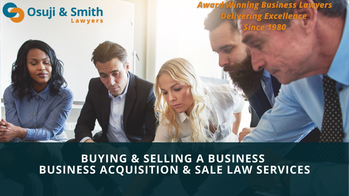 Calgary Business and Corporate Lawyers - Osuji & Smith Lawyers