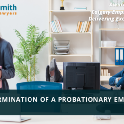 Calgary Employment Lawyers - The Termination of a Probationary Employee