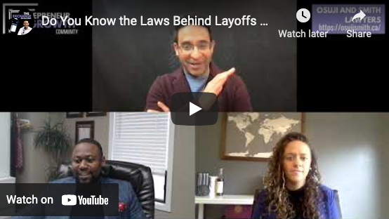 Do You Know the Laws Behind Layoffs and Rehiring