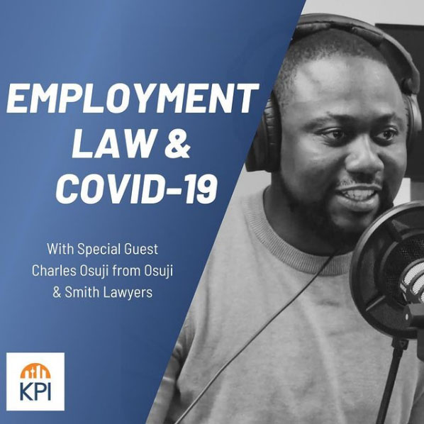 Calgary Employment Law and Covid-19